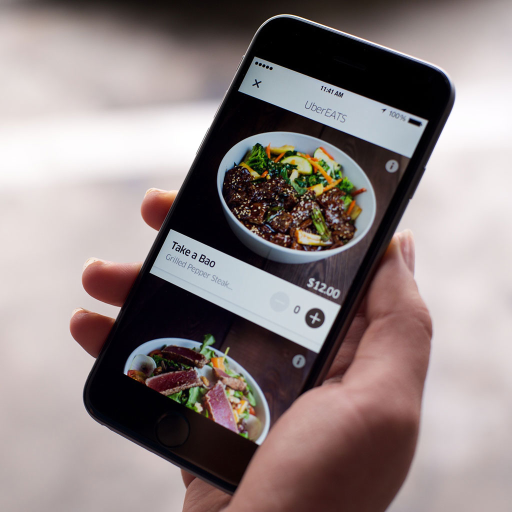 UberEats Is Going to Take a Huge Cut from Restaurants for Delivering Food
