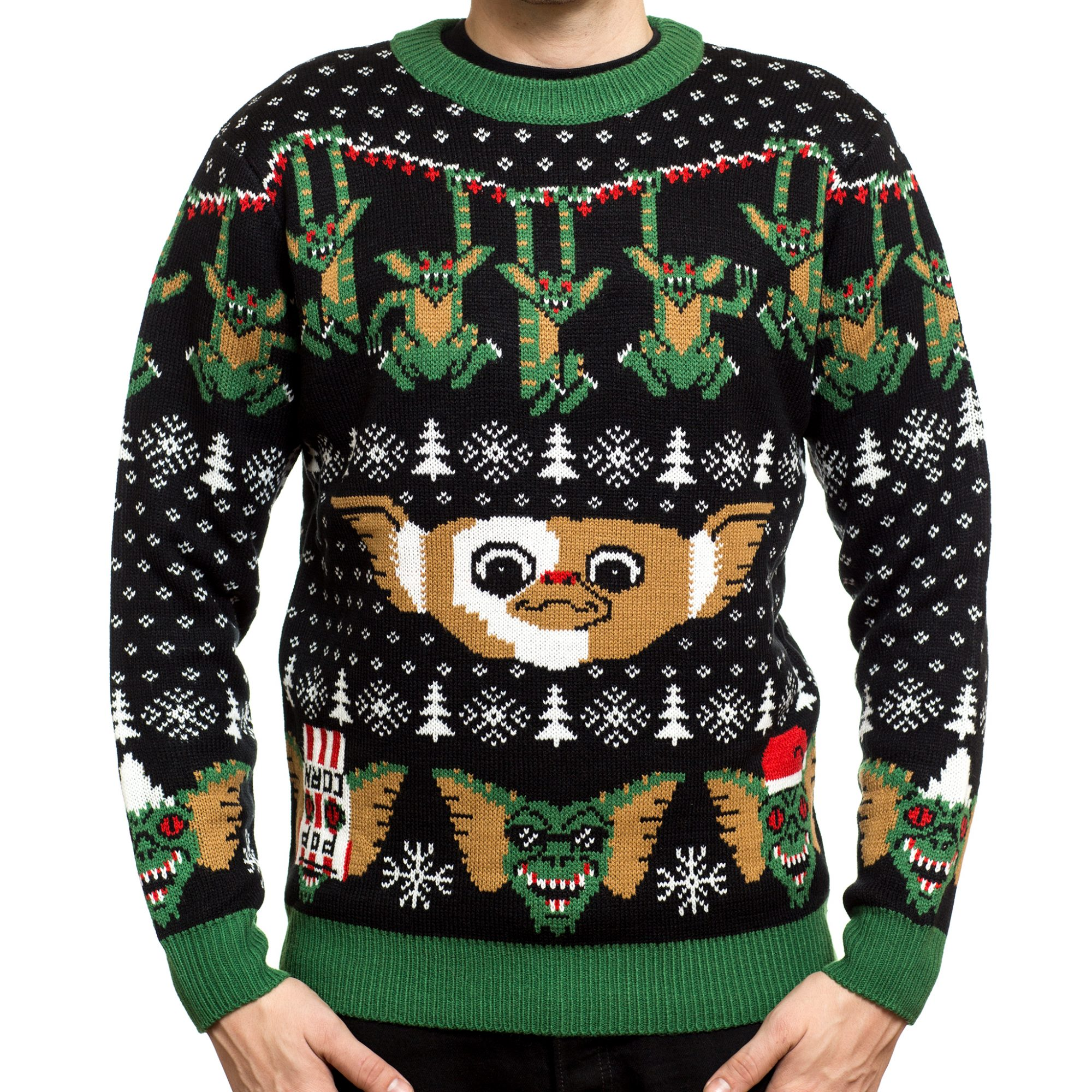 Ugly Christmas Sweaters Only Movie Lovers Will Understand Food Wine