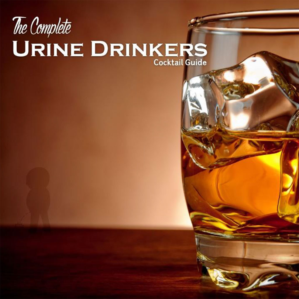 URINE DRINKERS COCKTAIL GUIDE FWX