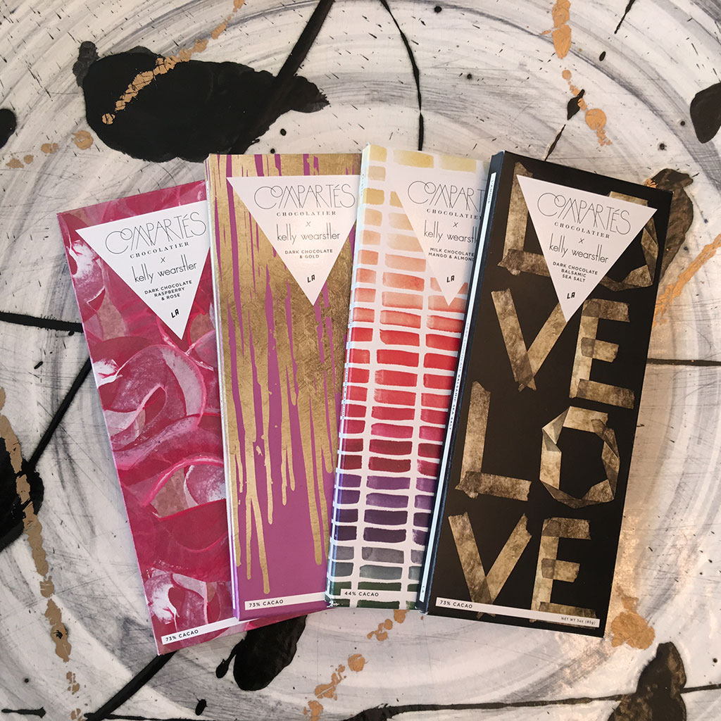 Compartes Chocolate x Kelly Wearstler