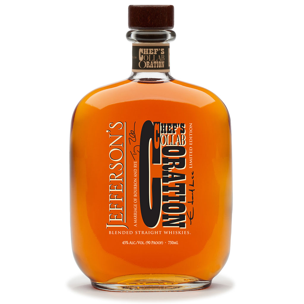 Jefferson's Chef Collaboration Bourbon