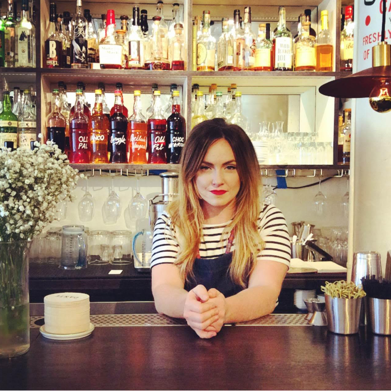 Meet the Genius Mixologist Behind Cocktails Inspired by Salads