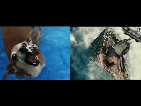 If You Can't Wait Until the Weekend for 'Jurassic World,' You Can Watch It Remade with Hot Dogs