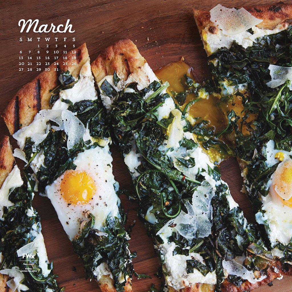 WALLPAPER MARCH FWX