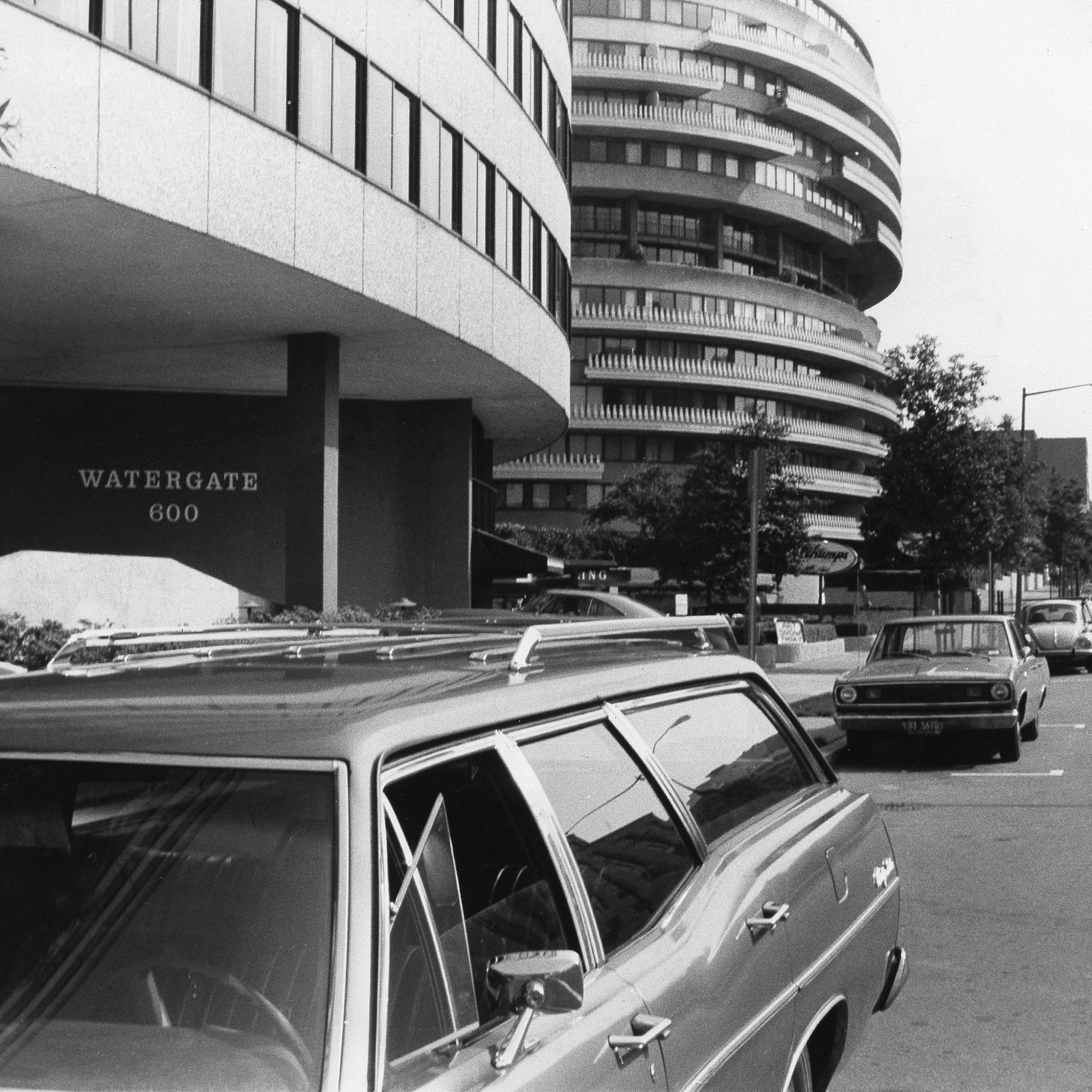 The Infamous Watergate Hotel has Reopened