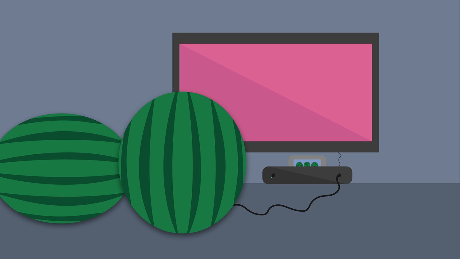 watermelon video games