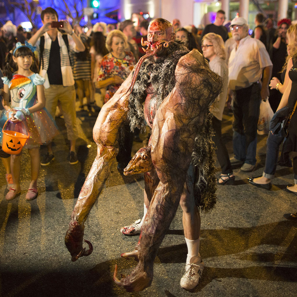Halloween Carnaval - West Hollywood, CA