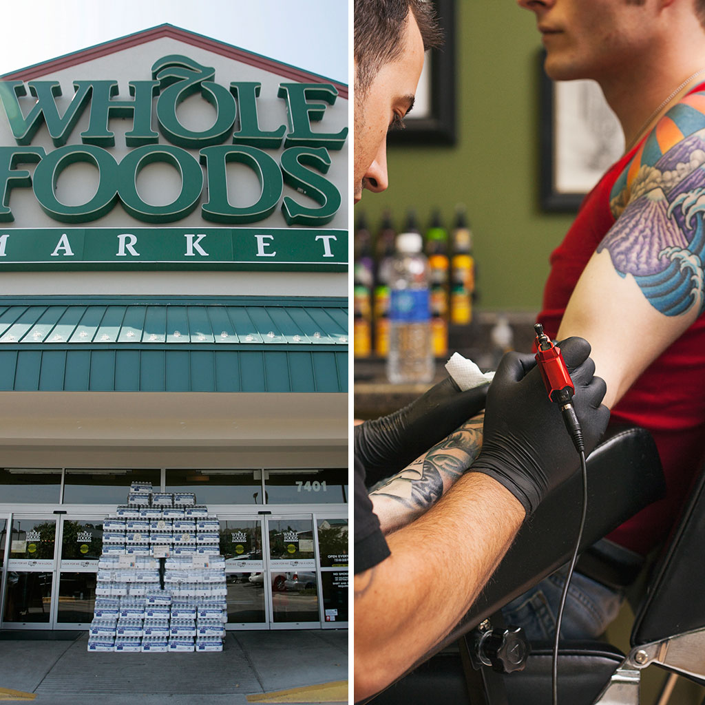 WHOLE FOODS TATTOO PARLORS COMP FWX