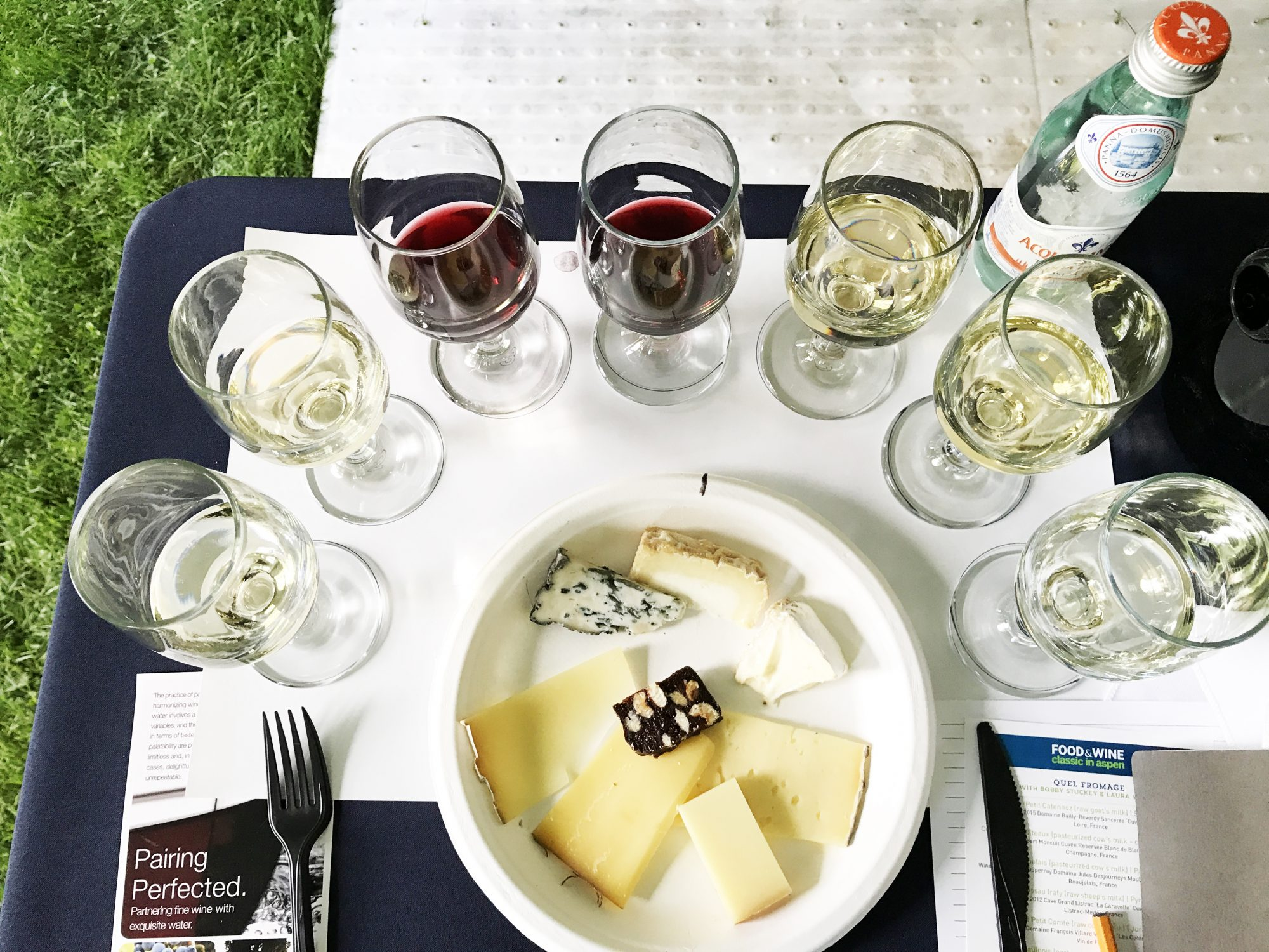 4 Things to Remember When You're Pairing Wine and Cheese
