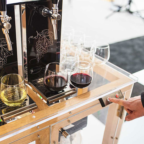 Soon You'll Be Able to Use Your Hotel Key Card to Get Free Wine