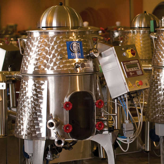 Italy Has a Fancy New Winemaking Robot