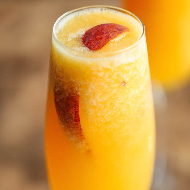 Frozen Bellini