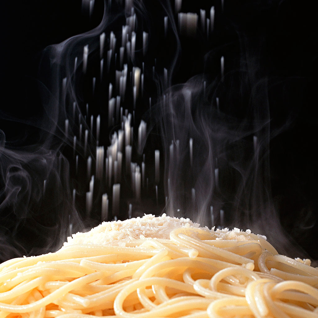 The Amount of Wood Pulp in Grated Parmesan Cheese May Surprise You