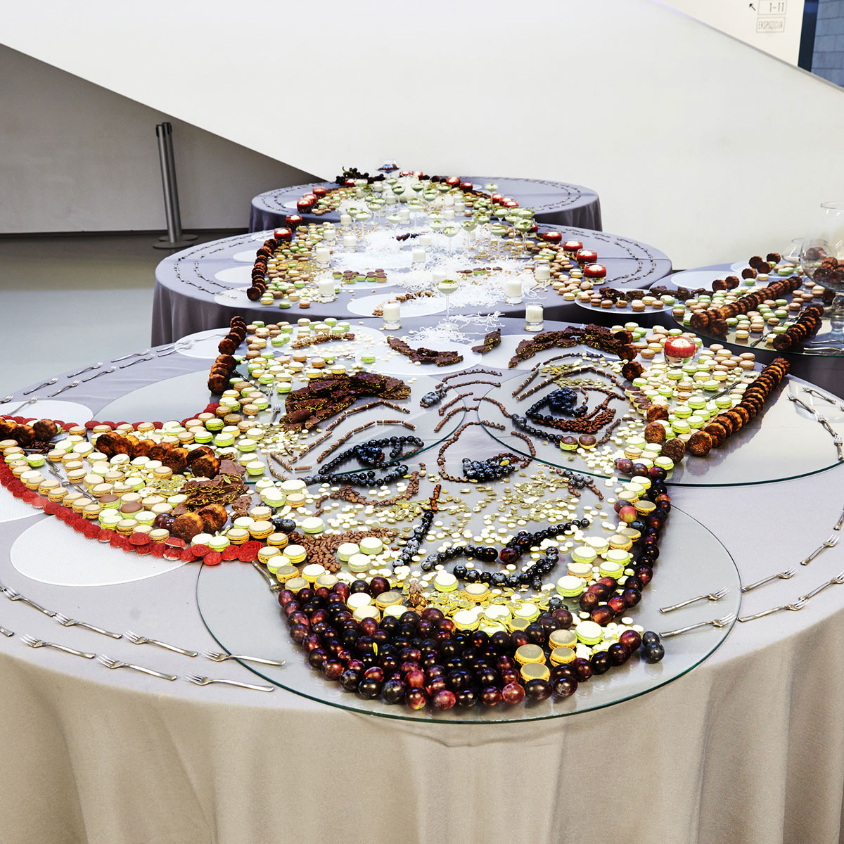 Cooking With Champagne This Yoda Food Art Will Totally Mess With Your Eyes Food