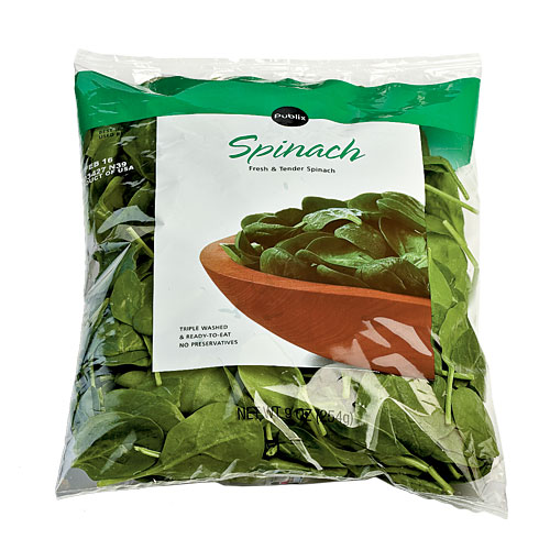 Bagged Lettuces