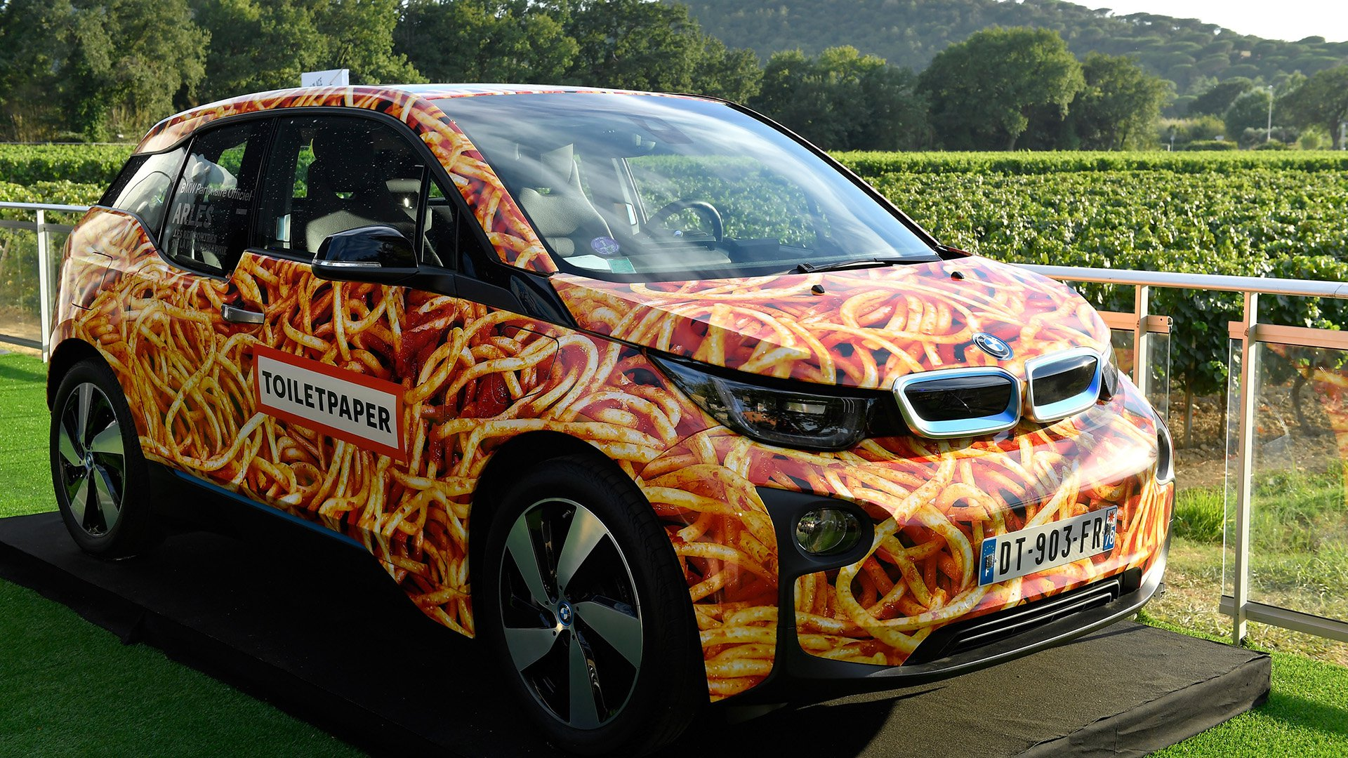 Someone Bought the BMW 'Spaghetti Car' for $117,000