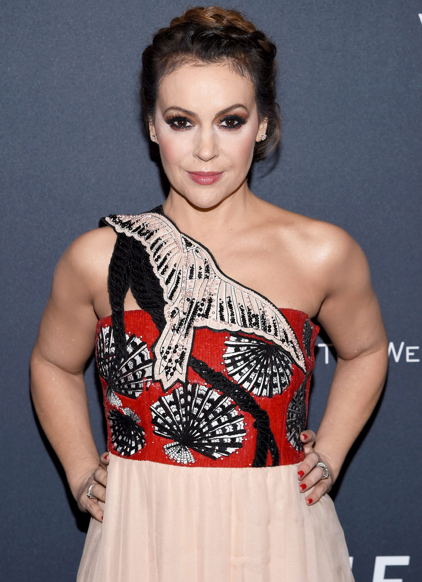 Alyssa Milano Puts This Homegrown Ingredient In 'Everything'