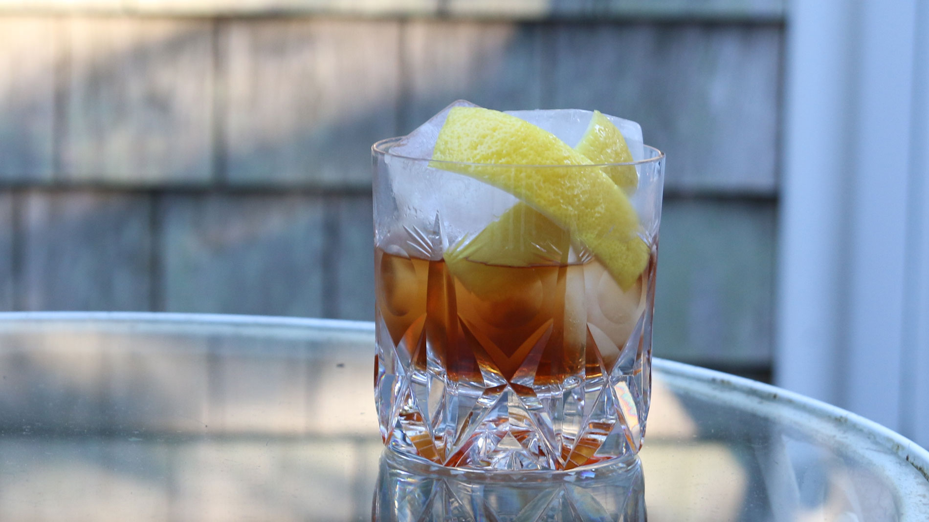 Applejack Old Fashioned