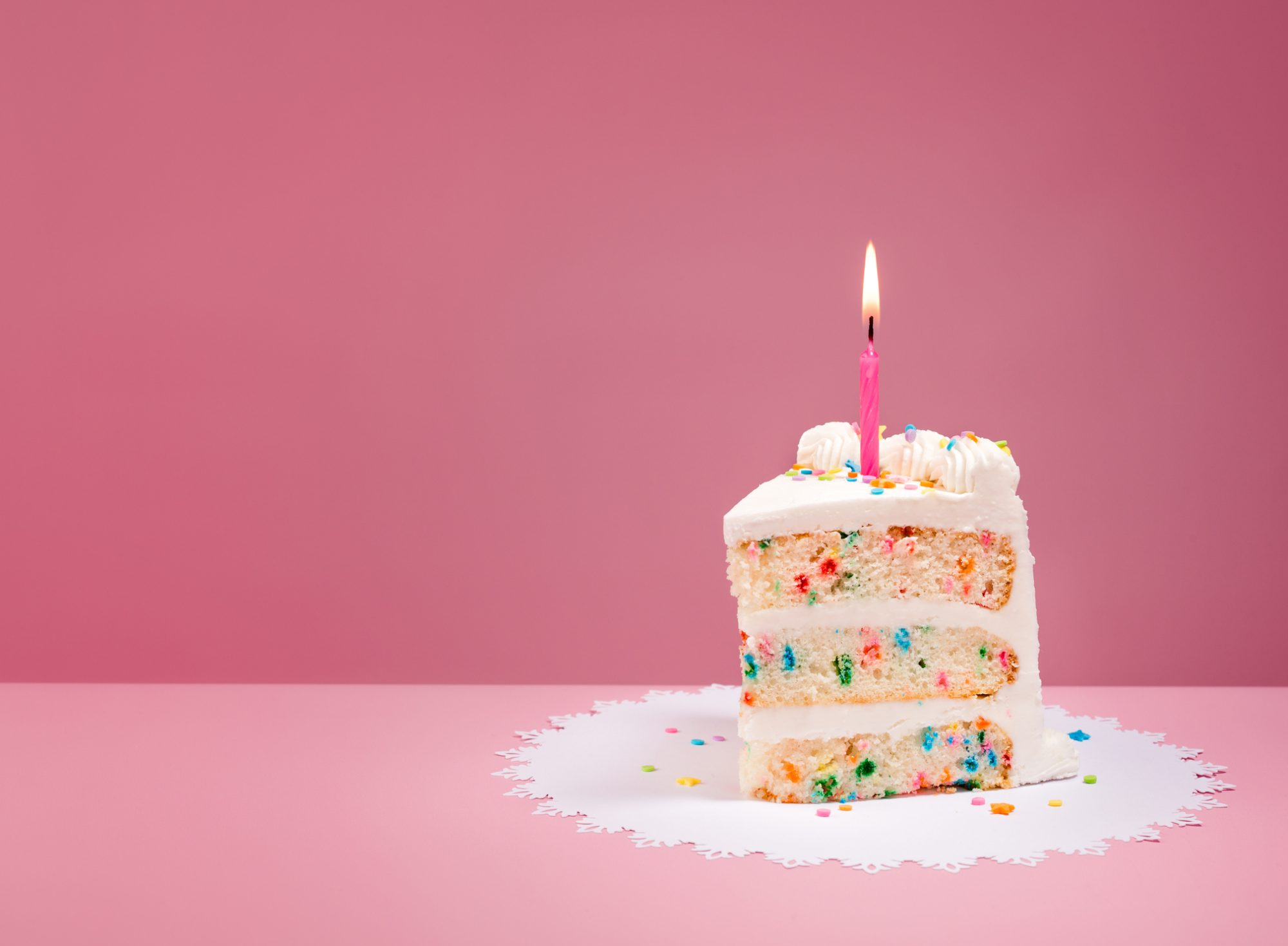 Blowing Out Birthday Candles Could Ruin The Cake