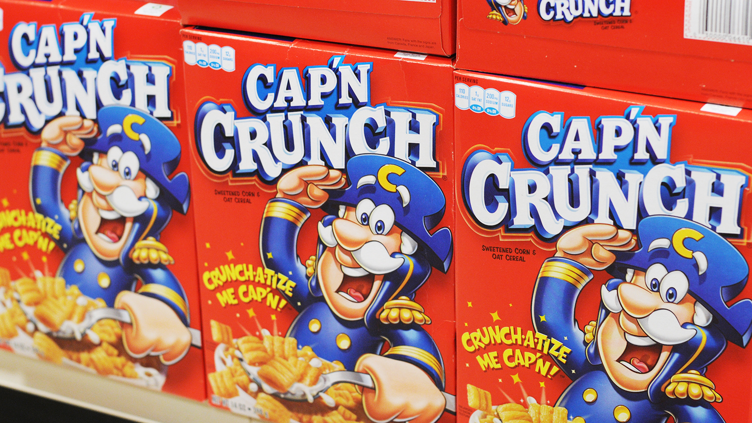 cap'n crunch real name captain