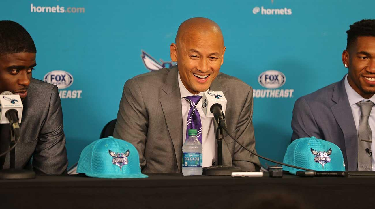 Hornets GM Rich Cho's Next Scouting Mission: Big Time Bites