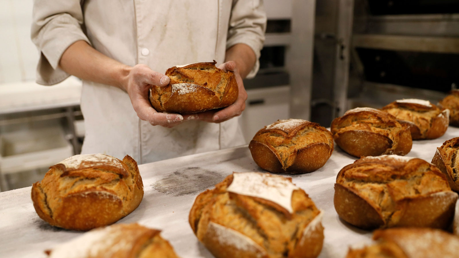 Corporate Food In Paris Why The French Are Wary Of Big Brioche