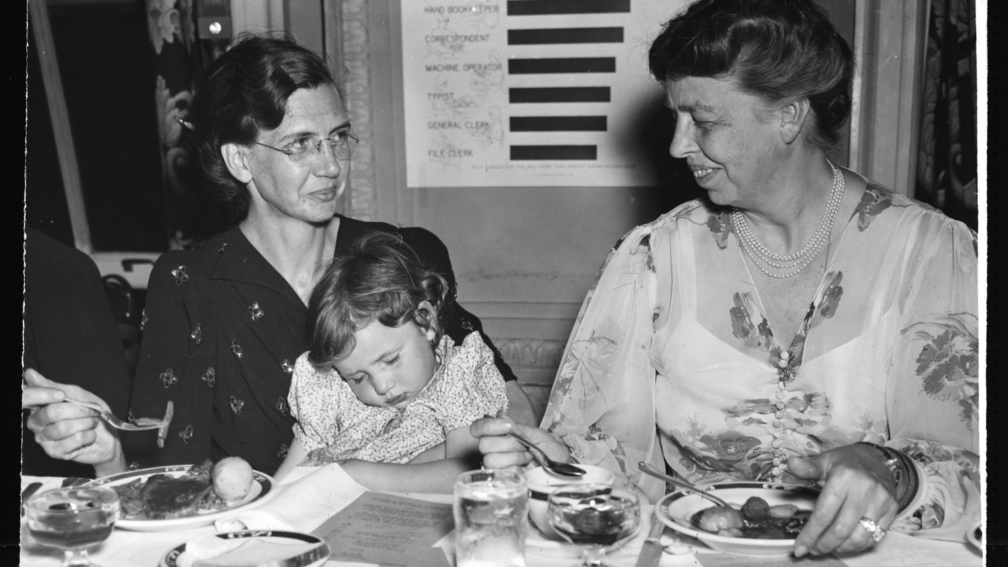 Eleanor Roosevelt archival photo