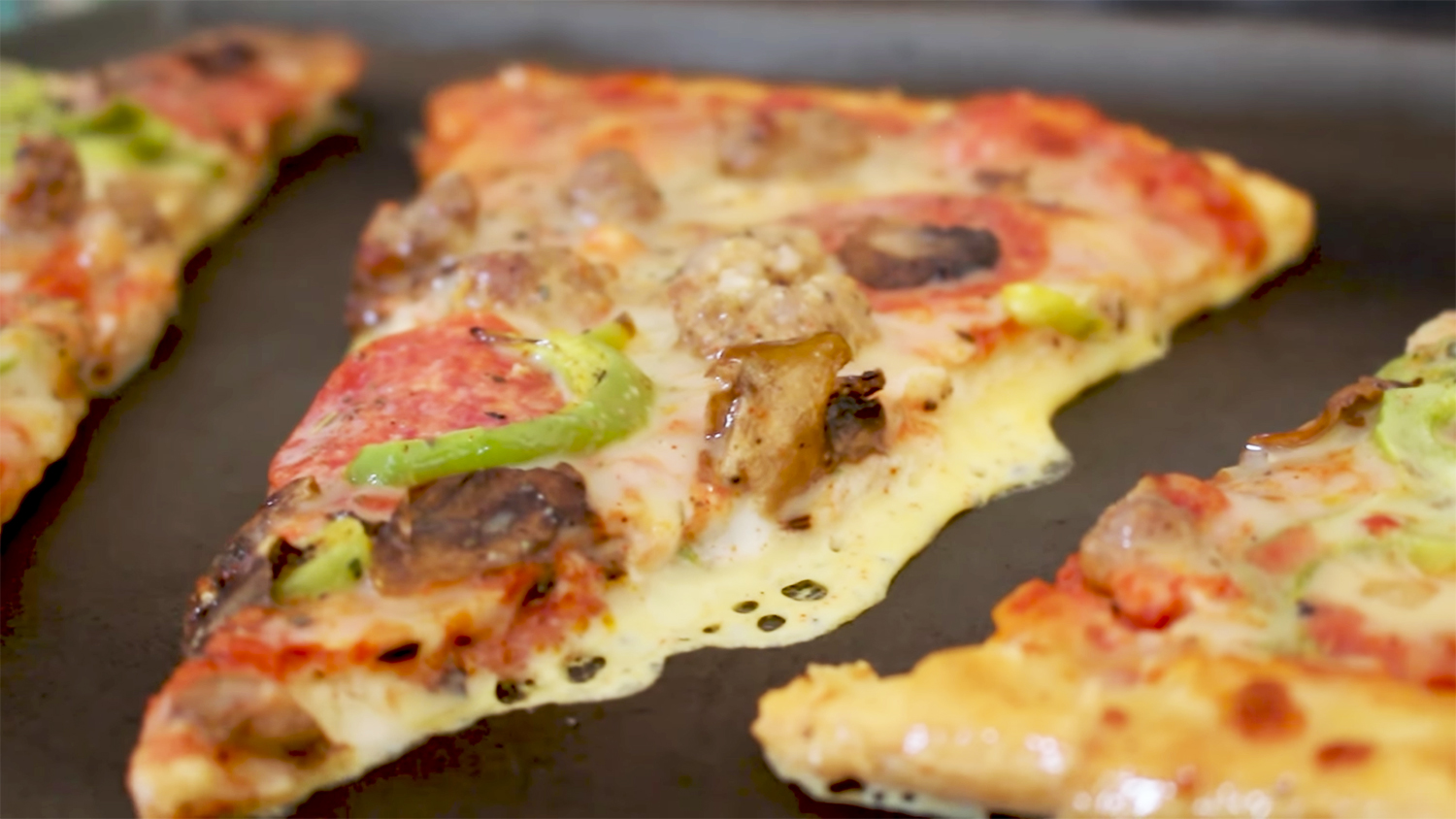 French Toast-ing Pizza and Other Weird Ways to Reheat a Leftover Slice