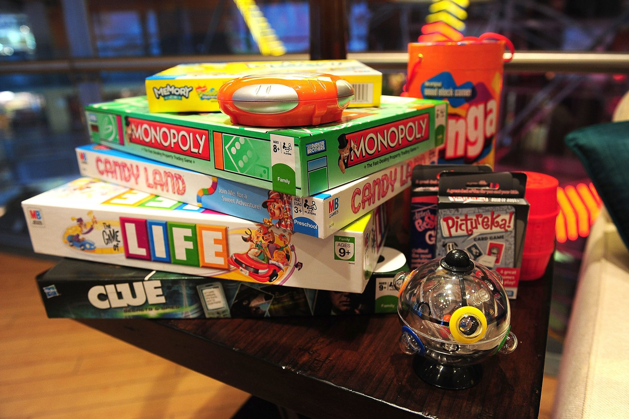 Ugly Betty Stars Play Hasbro Games To Kick Off National Family Game Night