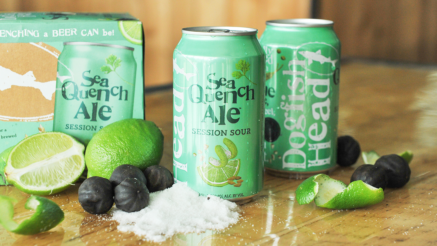 dogfish head seaquench hydrating beer