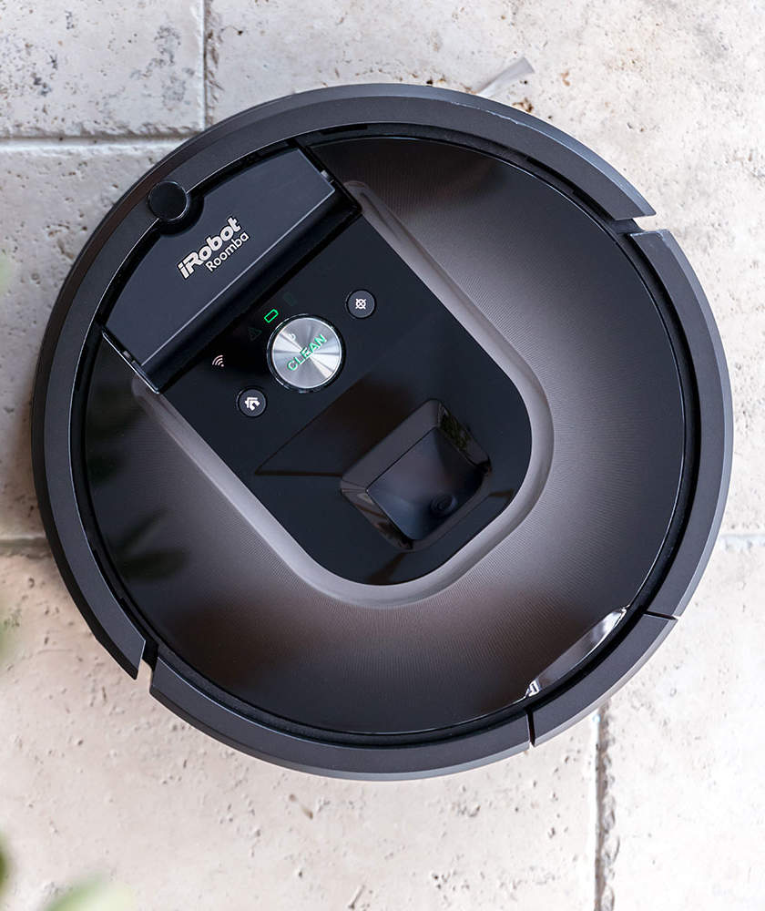 The Surprising Information Your Roomba Knows About You