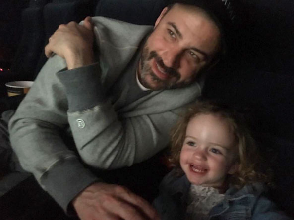 Jimmy Kimmel Reveals the Secrets to the Adorable Pancakes He Makes for His Daughter Jane