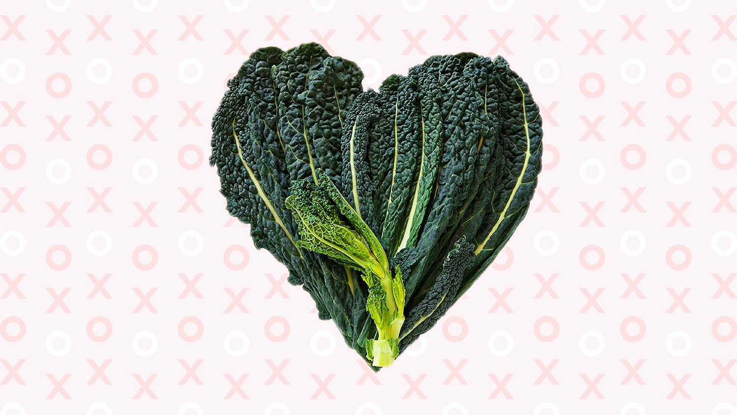 kale bouquet for first date