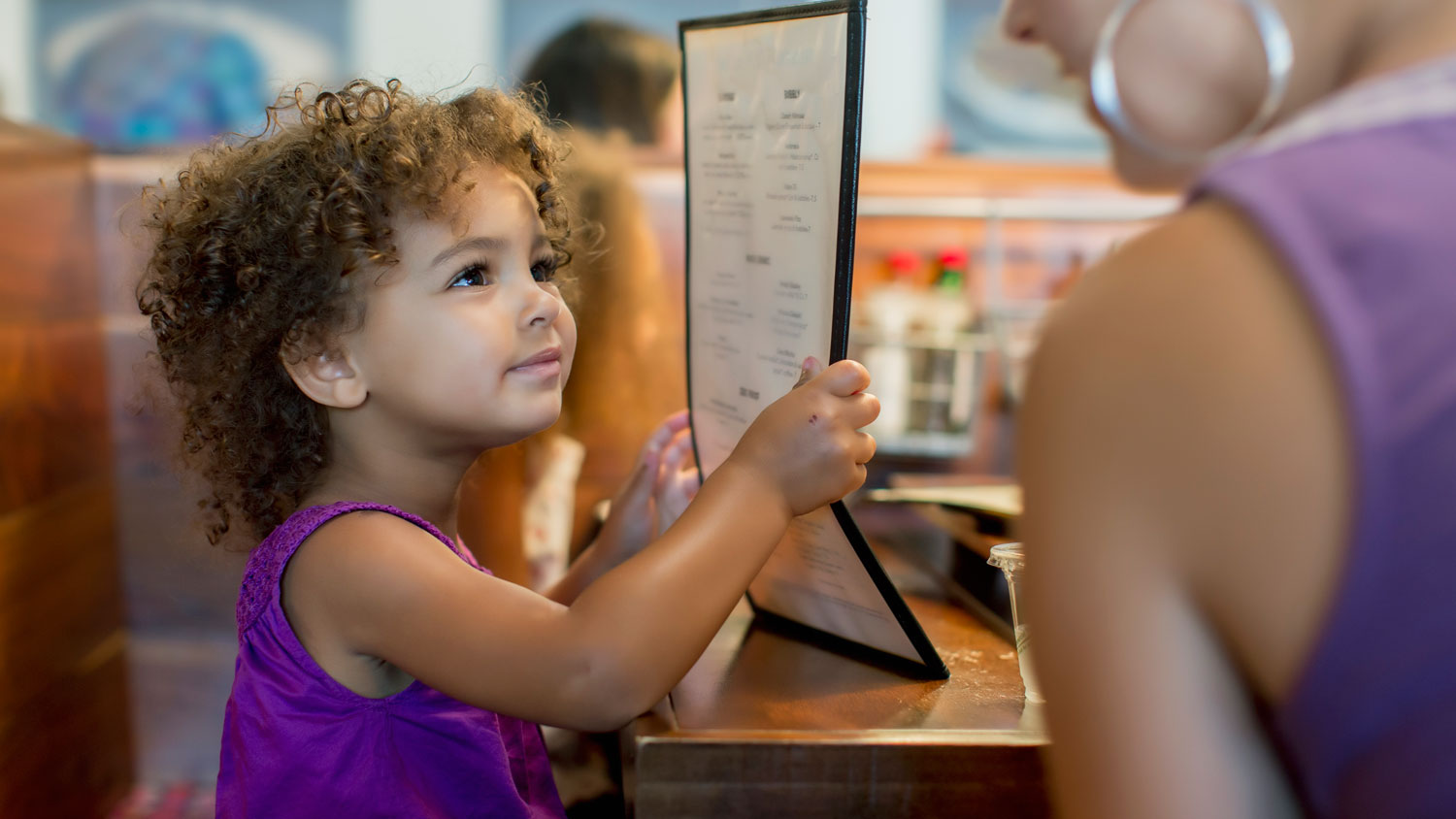 kids menus translate kids