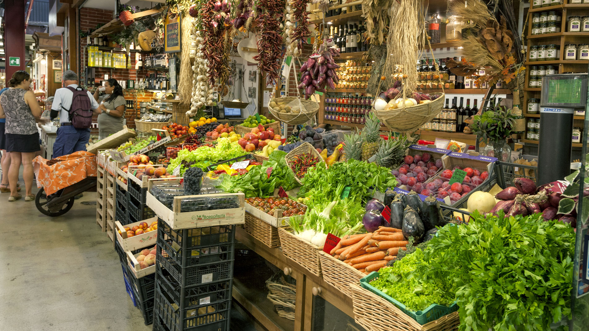 Mario Batali's Perfect Food Day in Florence, Italy