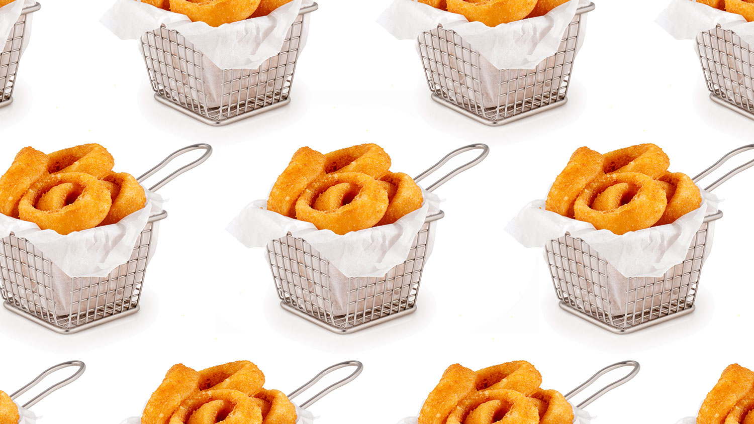 Mini Onion Rings