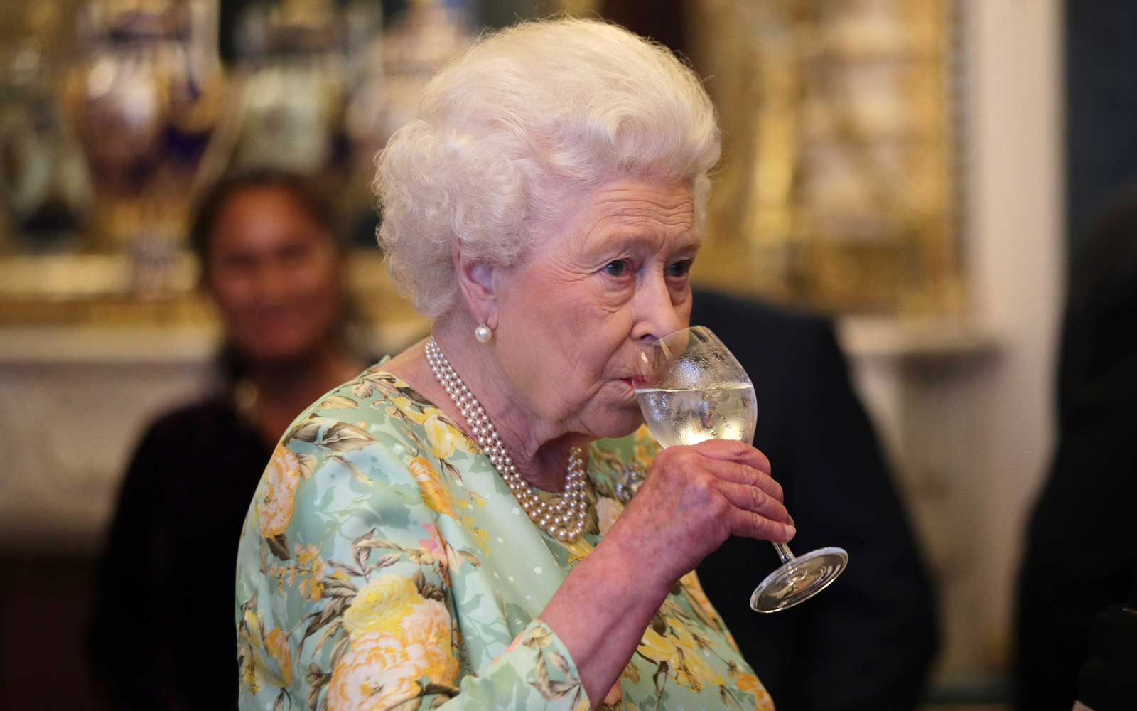 The Queen of England's Favorite Drink Might Be the Secret to a Long Life