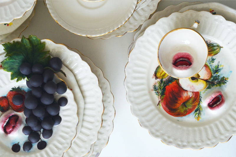 the feast dishware ceramics