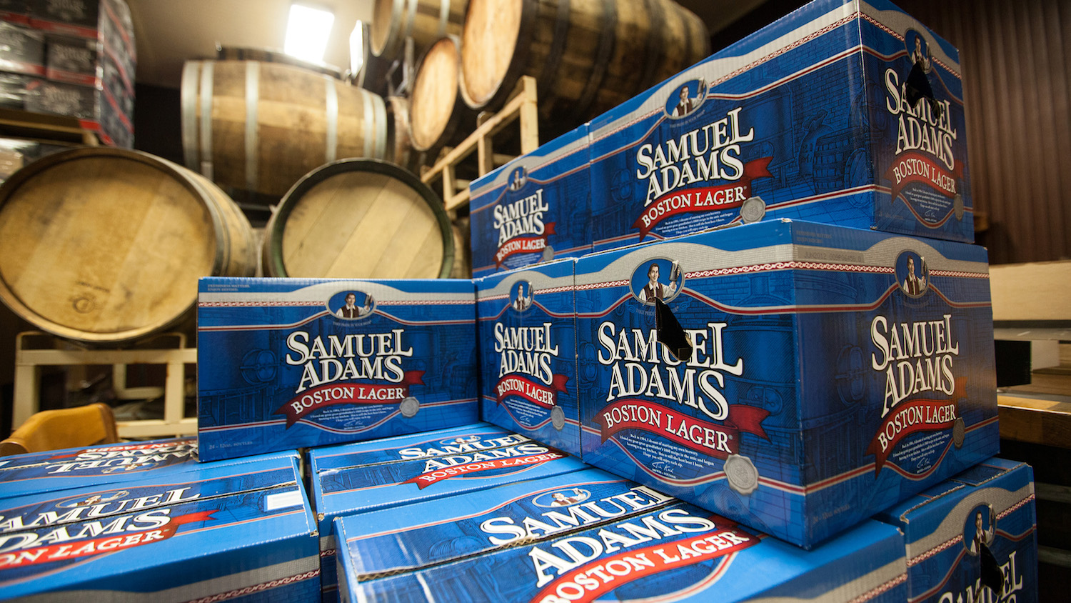 Sam Adams homebrew contest