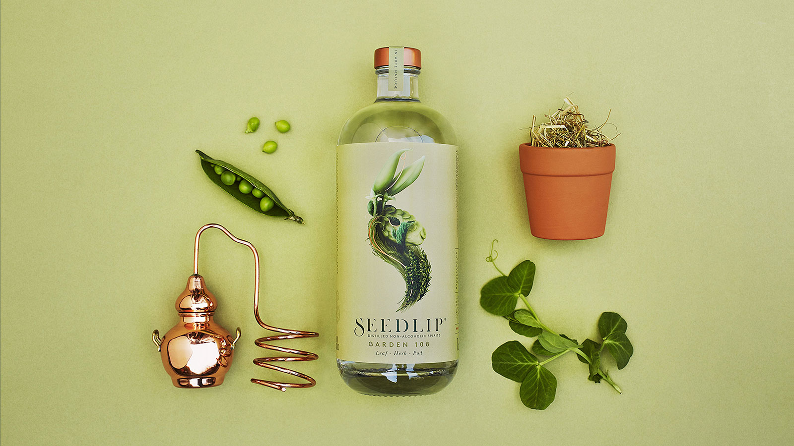 This Non-Alcoholic Spirit Is Behind the Bar at Many of the World's Best Restaurants