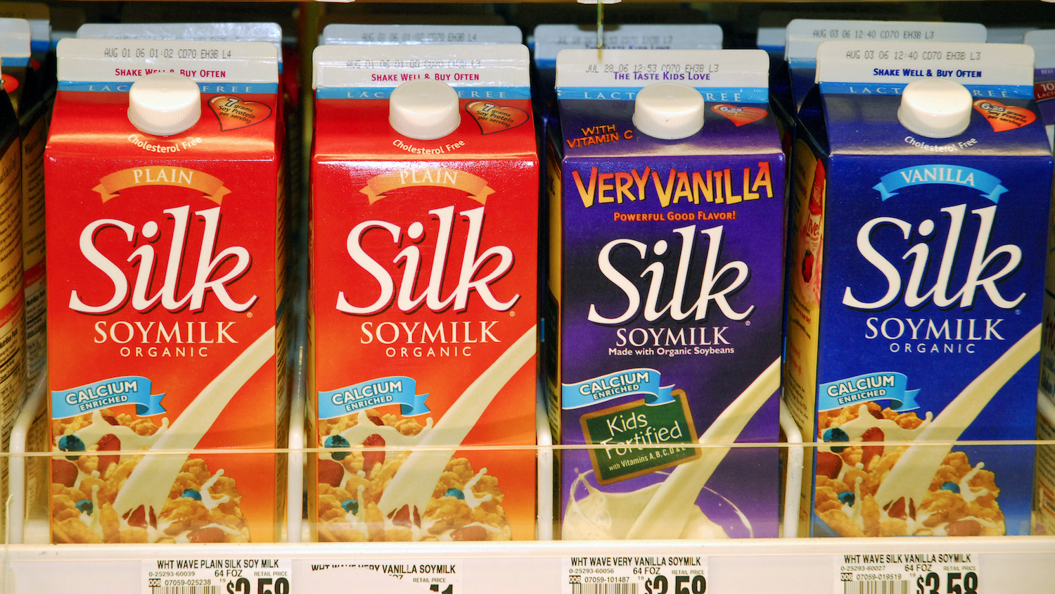Will 'Soy Milk' Have to Change Its Name in the U.S.?