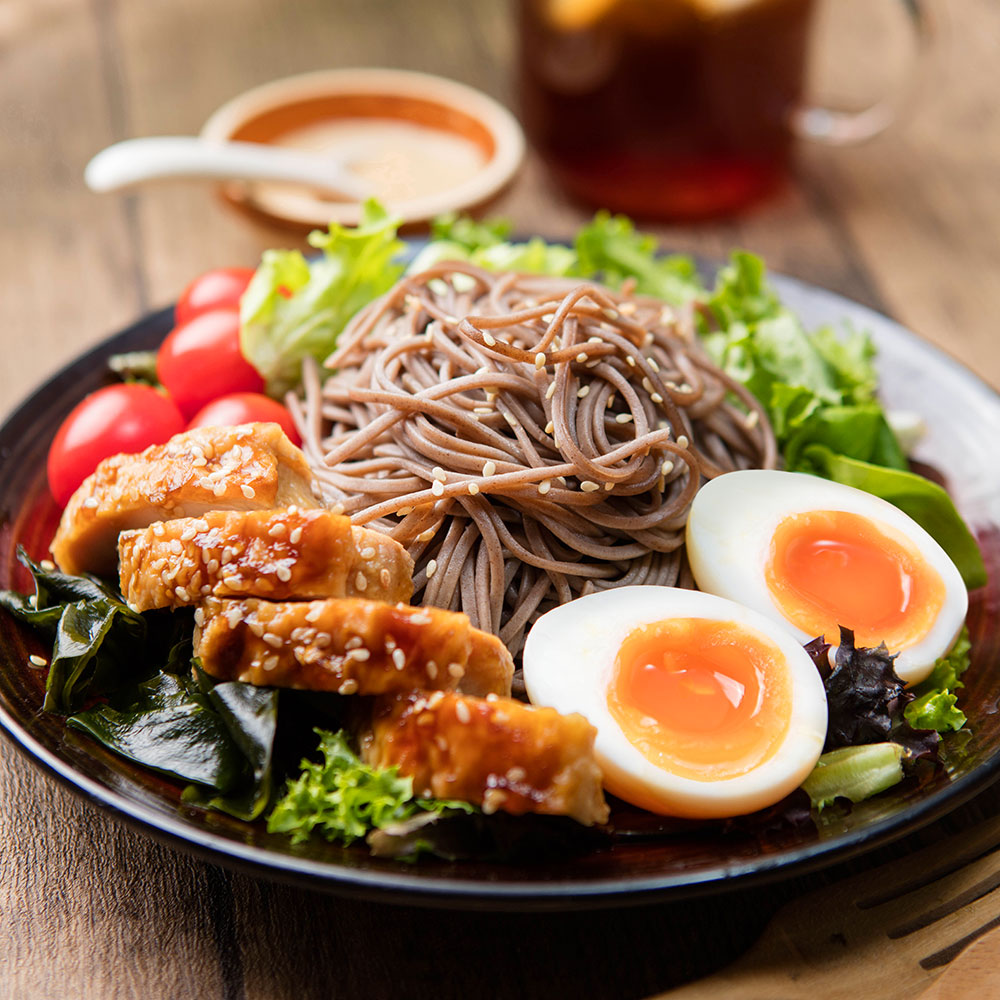 soba salad from around the world starbucks