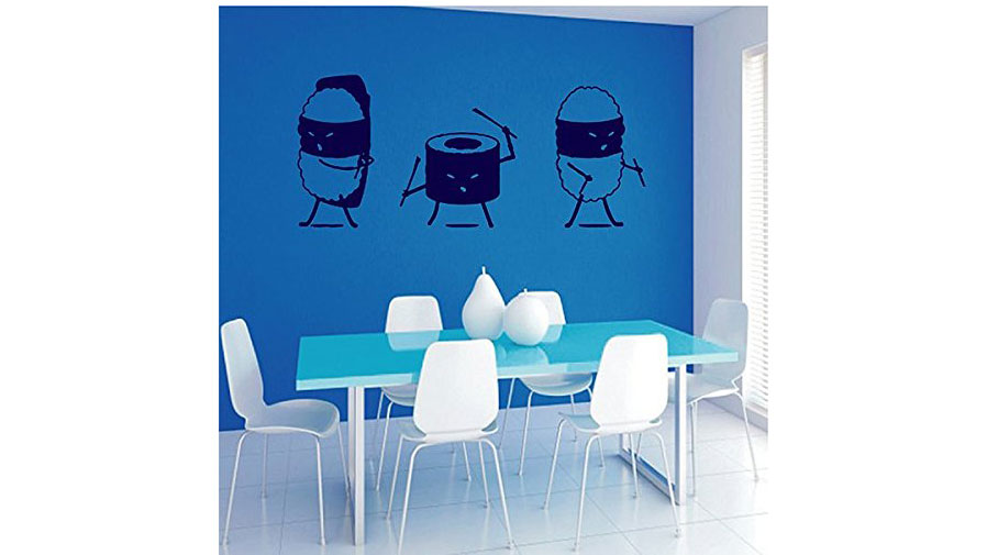 Sushi Wall Decal