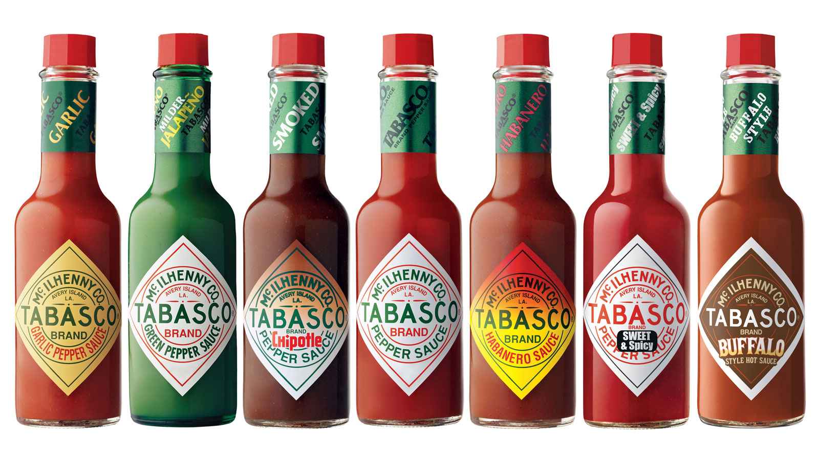 The Definitive Ranking of Every Tabasco Flavor