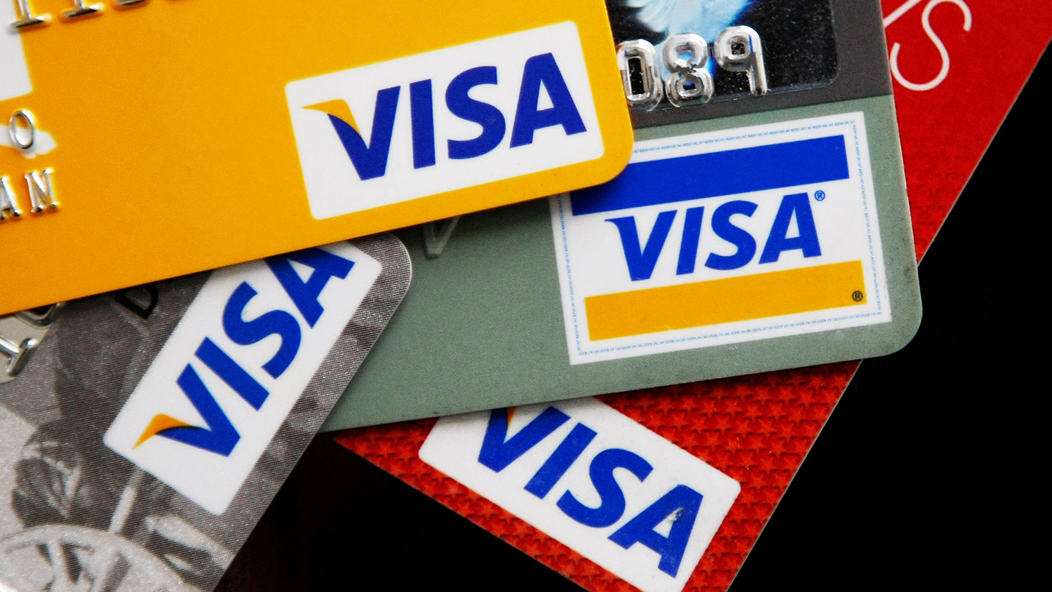 visa pays for cashless