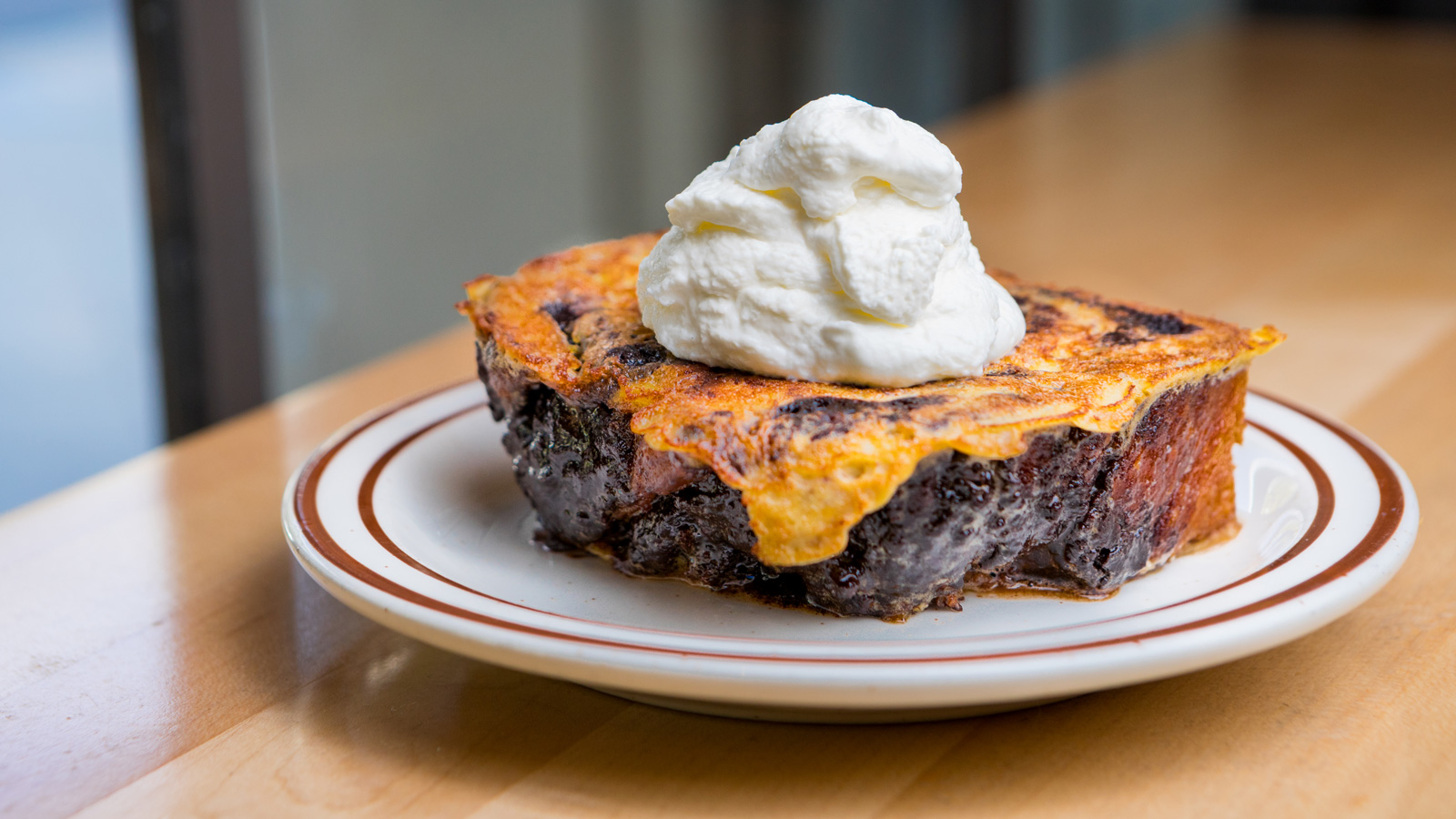 Wexler's Chocolate Babka French Toast