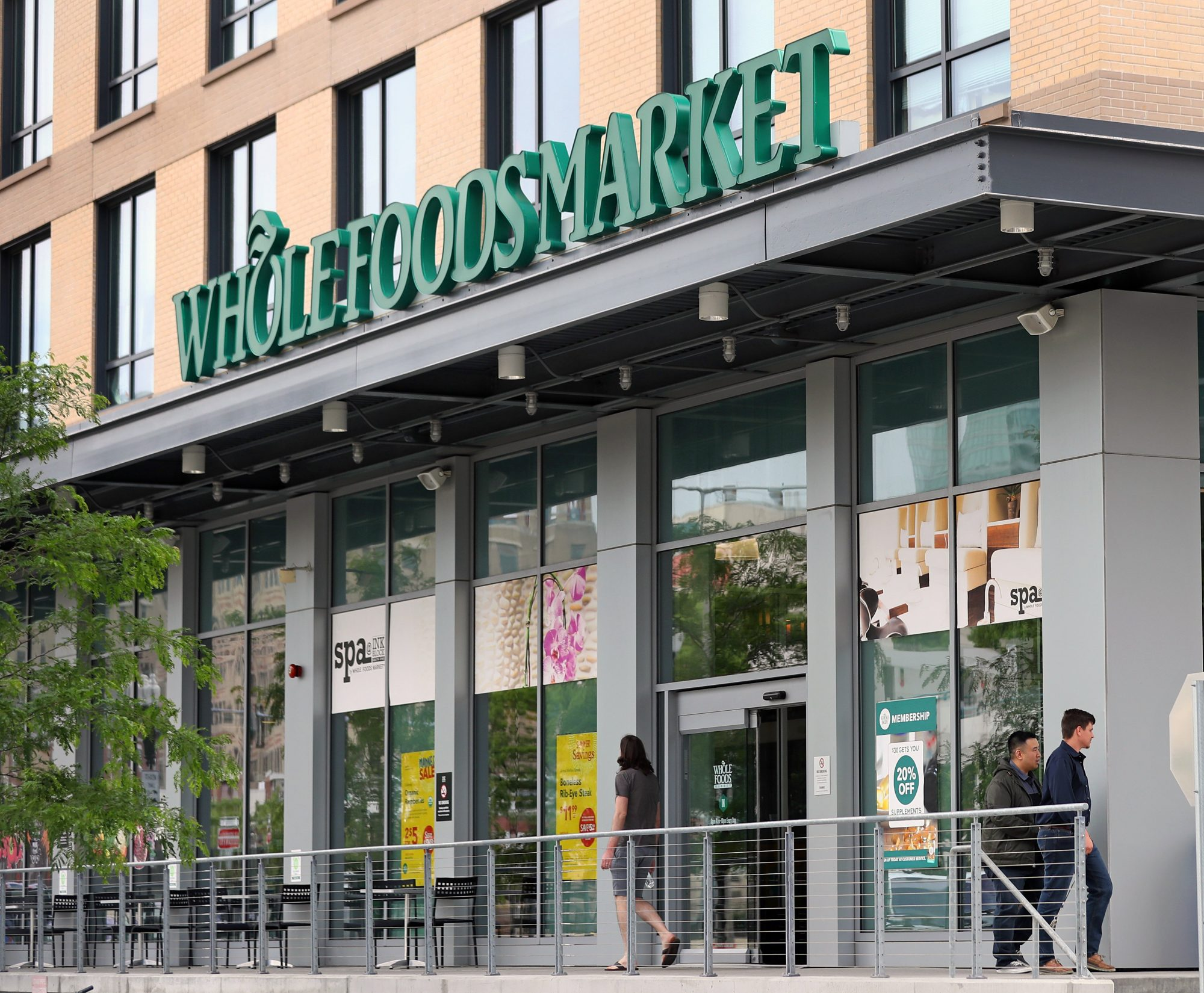 Whole Foods Discovered Its Chicken Salad Actually Had Tuna