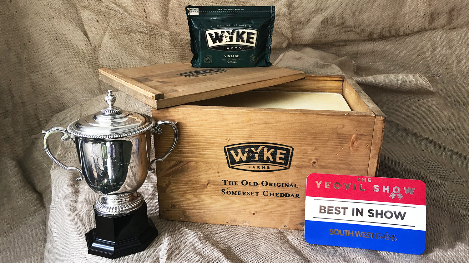wyke farms stolen cheese