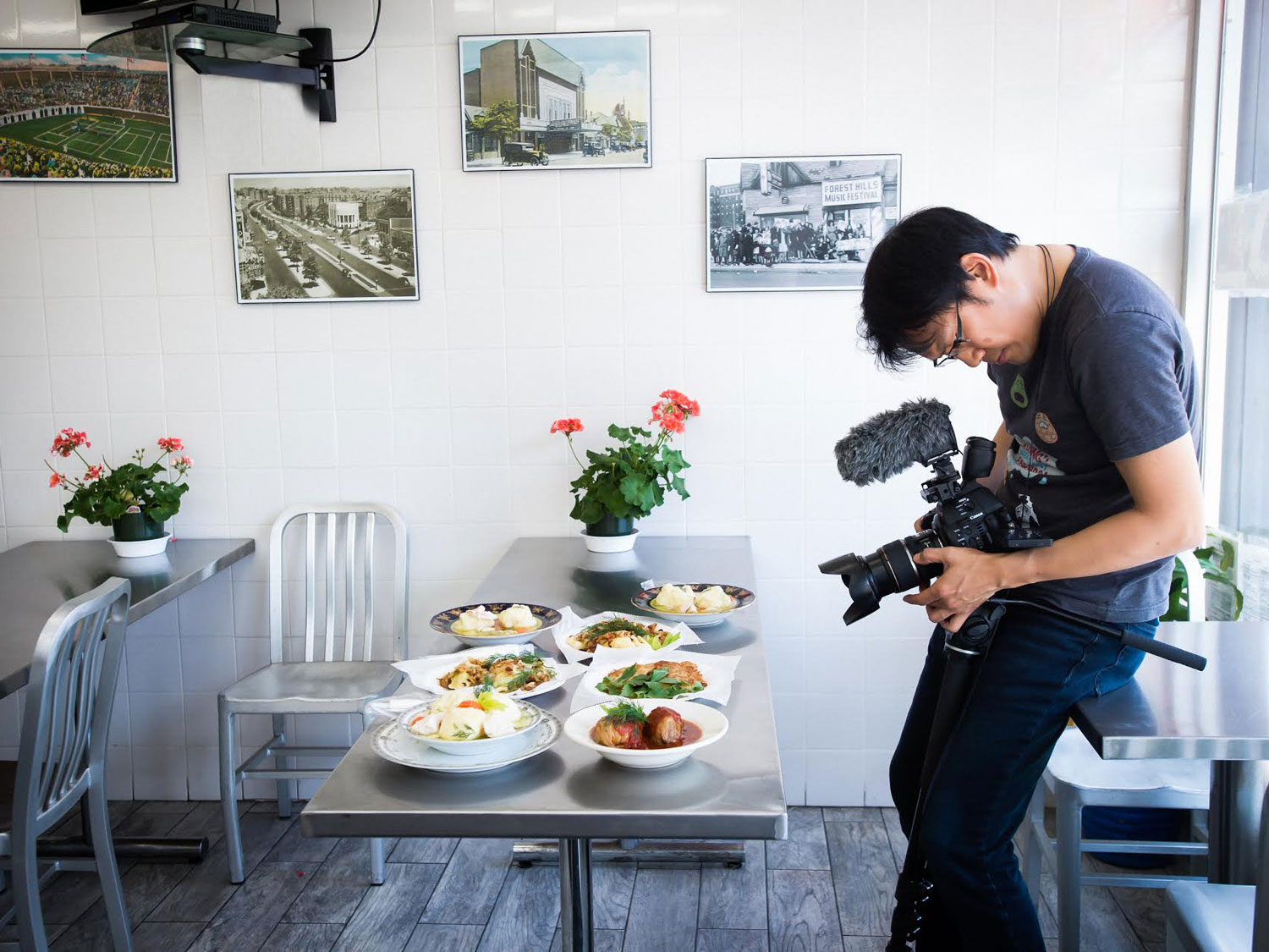One Minute Meal Captures New York's Food Culture In 60-Second Bites