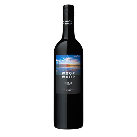 2012 Woop Woop South Australia Shiraz